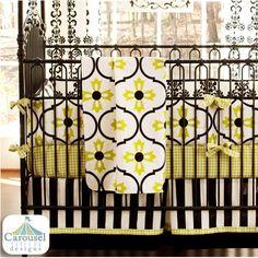 Black crib