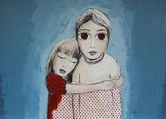 Framed dream, 2011. Painting by Vane Kosturanov.