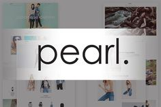 Pearl Responsive Theme (Magento2) by WeltPixel on @Graphicsauthor