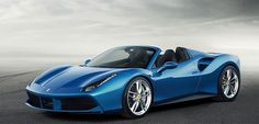 Discover the Ferrari 488 spider, a unique model with high performance and ease of driving for maximum open-air fun. An innovative car equipped with a powerful and sporty engine. Plunge into the experience of driving the Ferrari 488 Spider. Maserati, Lamborghini, Bugatti, Carros Ferrari, Ferrari 488 Gtb, New Ferrari, Ferrari 2017, Frankfurt, Vw Touareg