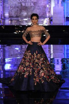 Manish Malhotra opened the India Couture Week Bollywood faces like Deepika, Katrina graced The fashion week in Delhi.