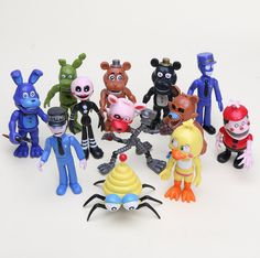 Five Nights At Freddy's Doll PVC Action Figures Toy - Lusy Store