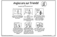 angles are our friends