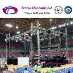 Aluminum Peaked Roof Light Truss System