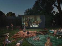 Julie Blackmon, Night Movie, 2011