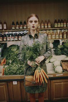 Grey Magazine: Fanny Latour-Lambert