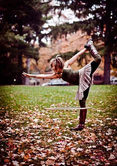 Hooping! This is Sitara Bird of Free Spirit Hoops. I discovered this photo after my friend Natalie told me about her newfound interest in hooping.