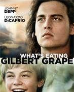 who's eating gilbert grape