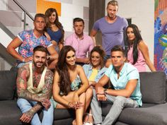 geordie shore 2014! i love this show!