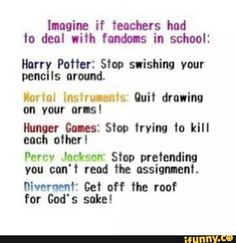i would be doing all of these
