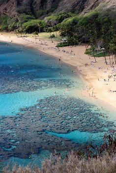 Hawaii, Hanauma Bay
