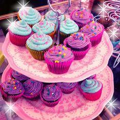 ♡. Pretty Cupcakes.♡