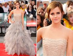When I don't know what to wear, I think to myself WWEWW...What Would Emma Watson Wear?