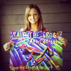 Save the frogs contest Design Principles Of Art, Cash Prize, Art Classroom, Elementary Art, Frogs, Students, Posters, Painting, Google Search