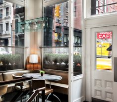 5 Favorite Places to Eat in NYC: The Mercer Kitchen - Thrifts and Threads
