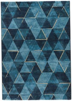 Jaipur Living: Buy online high quality Rugs in Power Loomed construction. Rugs is available in size, Blue color, Contemporary style that contains Polypropylene material