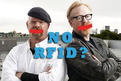 Busted! Mythbusters Not Allowed to Talk About RFID Chips, even though it's outlined in ObamaCare!