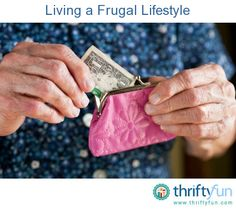 Living a Frugal Lifestyle