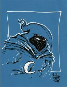 Moon Knight by Skottie Young *