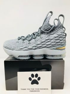 c7eaa5d8b84 Nike LeBron 15 XV  City Edition  922811-005 GS Size 7Y   Women s 8.5   fashion  clothing  shoes  accessories  kidsclothingshoesaccs  unisexshoes  (ebay link)