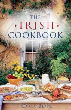In The Irish Cookbook, traditional Irish dishes are adapted to suit present day tastes and lifestyles. It includes plenty of modern recipes using our finest fresh seafood, farmhouse vegetables, prime Irish meats and cheeses. The book will be in Irish Recipes, Old Recipes, Chef Recipes, Drink Recipe Book, Recipe Books, Irish Traditions, Meat And Cheese, Fresh Seafood, Luck Of The Irish