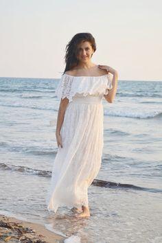 BOHEMIAN WEDDING GOWNS | Bohemian Beach Wedding Dresses bohemian gown bohemian wedding dress ...