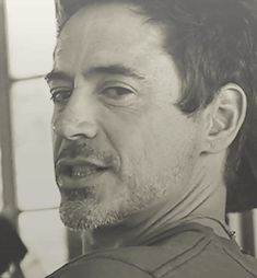 Robert Downey Jr... enough said!