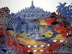 Batik Artists Famous | http://www.123independenceday.com/indonesia/art-and-culture.html