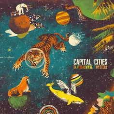 """Estou ouvindo """"Capital Cities"""" na OiFM! Aperte o play e escute você também: http://oifm.oi.com.br/site/"""