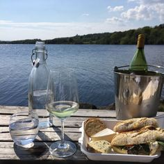 Lunchtime at Finn Lough