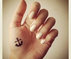 Little anchor.