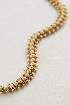 Juvisia Collar Necklace - anthropologie.com