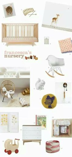 francesca's nursery mood board from Lockhart Antonia featuring Wieland Studios sustainable, non-toxic, made in the USA CARAVAN CRIB in RAW Zebra Nursery, Nursery Themes, Nursery Room, Nursery Decor, Nursery Ideas, Baby Room Design, Nursery Design, Scandinavian Kids Rooms, Big Girl Rooms