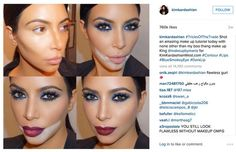 31 Unnaturally Gorgeous Instagram Pics That Prove Kim Kardashian Is Superhuman