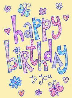 Happy Birthday sms messages with quotes. Sending birthday blessings Filled with love and peace and joy Wishing sweetest things happen Right before your eyes! Happy Birthday Sms, Happy Birthday Pictures, Birthday Fun, Birthday Blessings, Birthday Wishes Cards, Birthday Posts, Happy B Day, Birthday Clipart, Congratulations