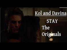 Kol & Davina [3x19] // I want you to stay ... - YouTube