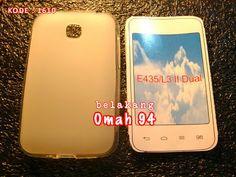 Jual Silikon Soft Case LG Optimus L3 ii E435 Dual Bening (Clear) Transparan | Toko Online Rame | KODE BARANG : 1610
