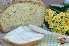 Moje Walijskie Pichcenie ...: PROSTY DOMOWY CHLEB PSZENNY. NA DROŻDŻACH Bread, Food, Brot, Essen, Baking, Meals, Breads, Buns, Yemek