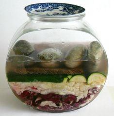 Von Milchsauer eingelegtem Gemüse und Kimchi – ein paar Beispiele   Portionsdiät