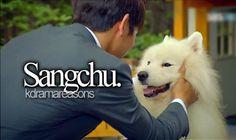 Sang Chu, the cutest dog of kdramas🐶❤ To The Beatiful You, He's Beautiful, Korean Star, Korean Men, Best Dramas, Korean Dramas, Weird Songs, Smartest Dogs, Moorim School
