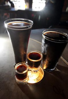 Sipping on stout: Santa Cruz Mountain Brewing serves up four stouts for month of March - Santa Cruz Sentinel