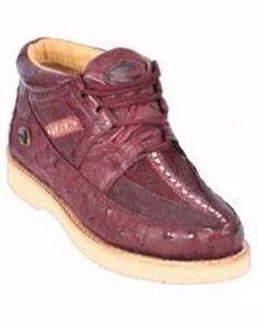 Ostrich & Stingray Shoes