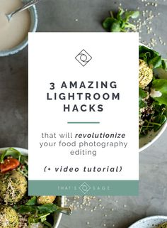 3 Adobe Lightroom Hacks that will Revolutionise your Food Photography Editing food photography tips Revolutionise your Food Photography Editing with these 3 Insanely Useful Lightroom Hacks (VIDEO TUTORIAL) Food Photography Styling, Photoshop Photography, Photography Backdrops, Photography Tutorials, Digital Photography, Creative Photography, Photography Ideas, Food Styling, Metering Photography