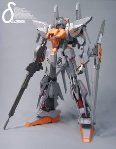 MSN-001 Gundam Delta plus Amuro Zeta Plus Colours10