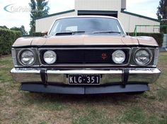 1969 Ford Falcon XW GT Maintenance/restoration of old/vintage vehicles: the material for new cogs/casters/gears/pads could be cast polyamide which I (Cast polyamide) can produce. My contact: tatjana.alic@windowslive.com