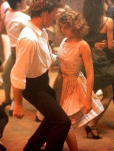 dirty dancing I want to learn how to dance like her