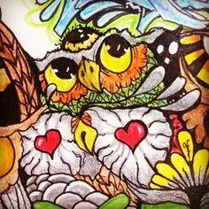 Corujando com amor #desenho #art #lápis #artederua #coruja #graffiti #graffitibrasil #owl #gago  - gabrielbezerra_gago via Instagram