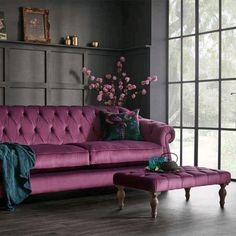 Living Room Color Schemes, Living Room Colors, Living Room Sofa, Living Room Designs, Living Room Decor, Bedroom Decor, Sofa Design, Furniture Design, Furniture Movers