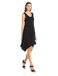Karen Kane Women's Handkerchief Dress, Black, Small Karen Kane http://www.amazon.com/dp/B010FPMXUY/ref=cm_sw_r_pi_dp_XlM7wb05JVRCK