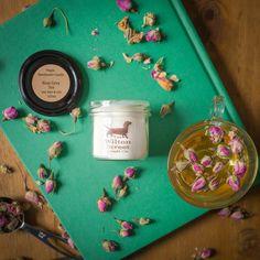 Rose Grey Tea - essential oil blend scented candle suitable for vegans Essential Oil Blends, Essential Oils, Vegan Candles, Rose Candle, Mollie Makes, Grey Tea, Handmade Candles, Vegans, Scented Candles